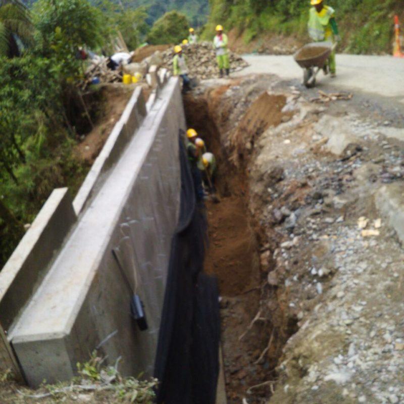 Construcción de Obras de Contención1